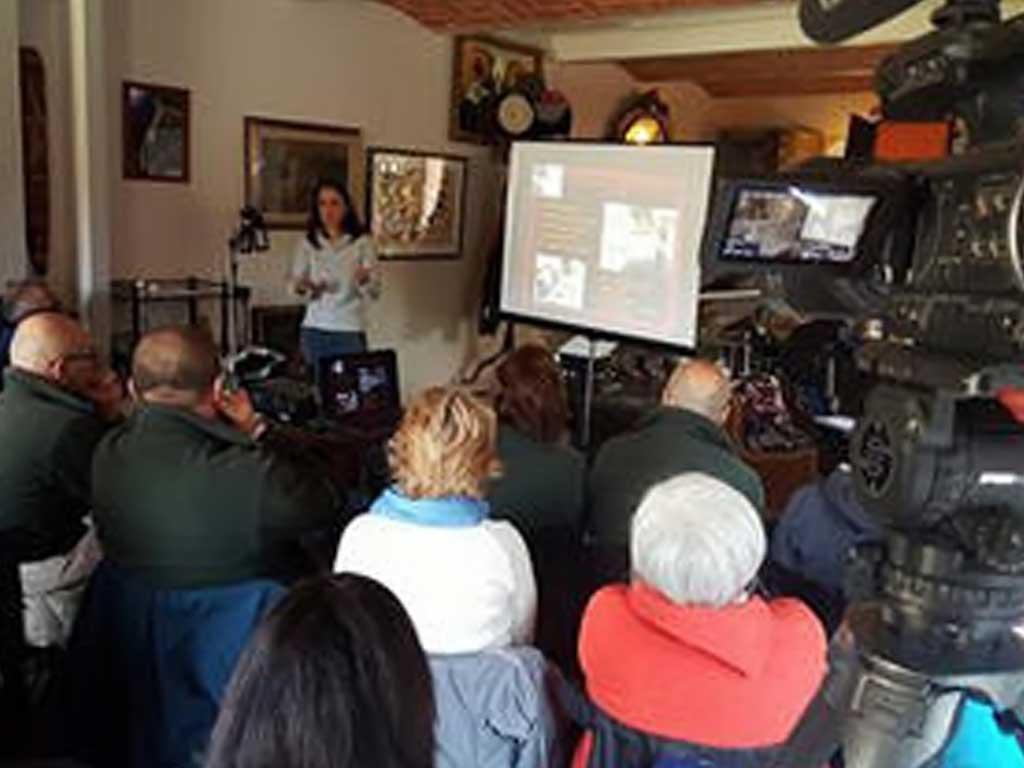 Seminar on applied horse behavior - Animantia 2016