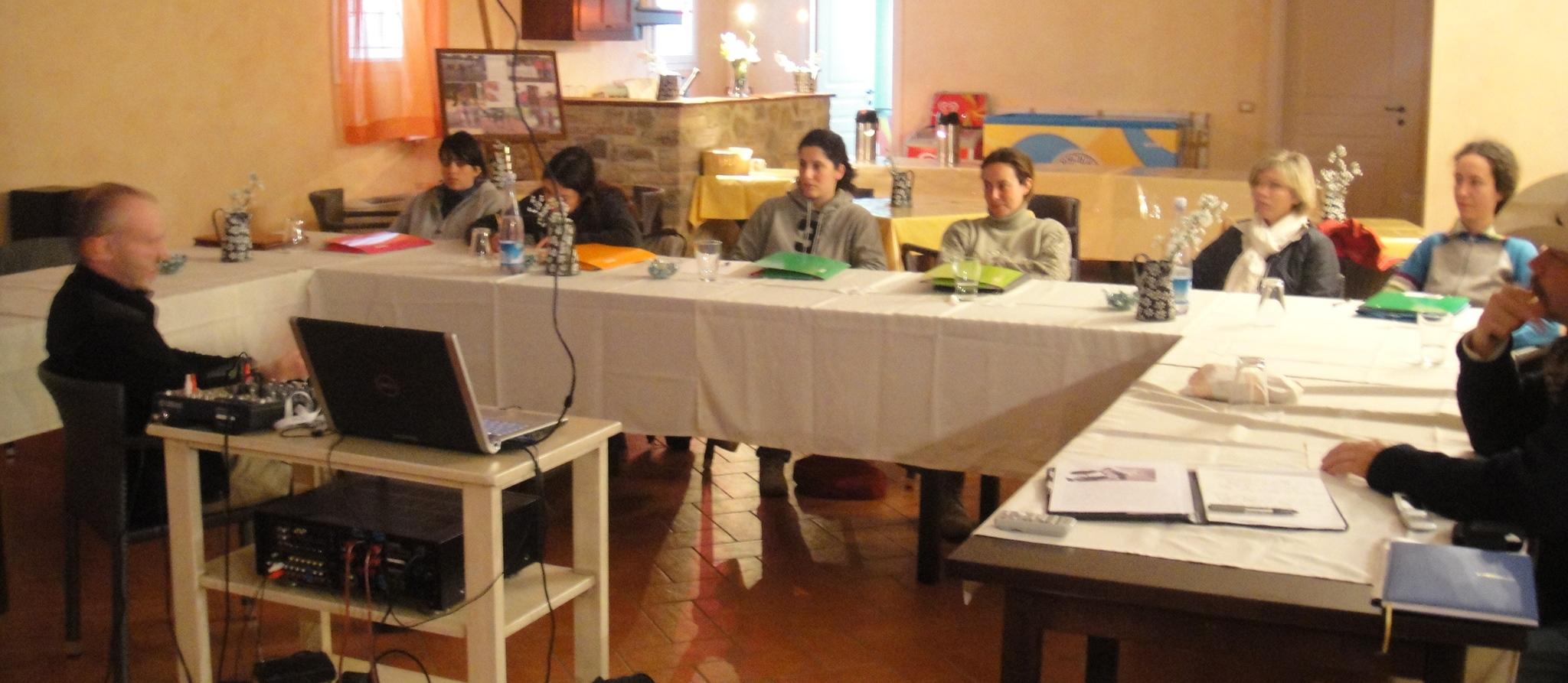 Seminar on Equine applied behavior - 2010 Animantia